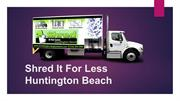 PPT of  Huntington Beach