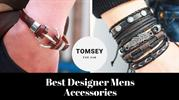Buy Designer Men's Accessories in the UK - Tomsey