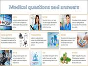 Medical questions and answers