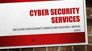 End to End Cyber Security Services and Solutions | Ampcus Cyber