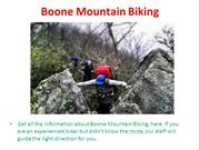 Things to do outdoors in Asheville NC