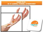 HAND PAIN | IS IT CARPAL TUNNEL SYNDROME