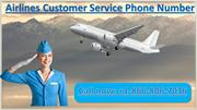Airline Customer Service Phone Number