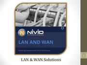 The Benefits of Installing LAN & WAN Solutions in Your Enterprise
