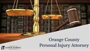 Experienced Personal Injury Attorney Orange County