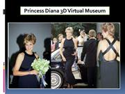 Princess Diana 3D Virtual Museum