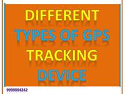 Diffrent Types of GPS Tracking Device in India