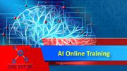 AI Online Training, Artificial Intelligence Online Training, AI and ML