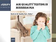 Air Quality Test Mississauga| Mold Inspection Mississauga