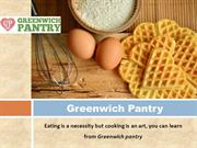 Best Cooking Classes London - Greenwich Pantry