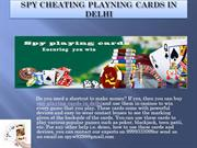 Online buy spy playing cards