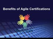 Benefits of Agile Certifications