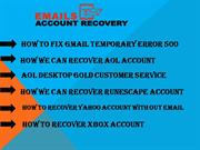emails account recovery [3]