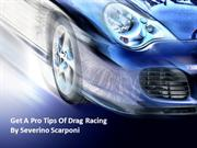 Severino Scarponi Giving Useful Tips For Drag Racing