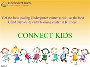 Connect Kids Early Learning Centre & Kindergarten