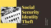 All About Identity Theft | Social Security Card Replacement