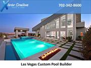 Las Vegas Custom Swimming Pool