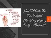 How To Choose The Best Digital Marketing Agency For Your Business_
