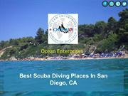 Best Pleces for Scuba Diving in San Diego, California