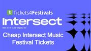 Cheapest Intersect Music Festival Tickets