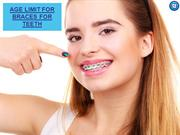 Best Age For Braces Teeth | Orthodontic Experts