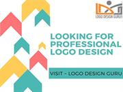Visit Logo Design Guru Today to Fabricate Professional Logo Designs