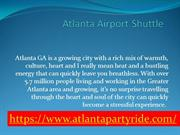 Atlanta Airport Shuttle