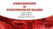 Composition and functions of blood.pptx