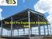 Best Pre Engineered Building in India