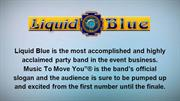 Corporate Live Band Los Angeles - Liquid Blue