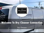 Dry Cleaner Connection Presentation