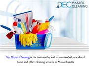 Hire Decmaster For Your All Cleaning Services