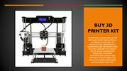 Buy 3D Printer Kit-3D Printers Lab