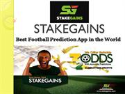 Best Football Prediction App in the World