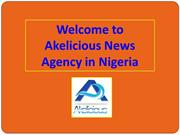 Read the Latest World News Headlines Including Nigerian News