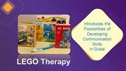 LEGO Therapy:Call the Possibilities of Developing Communication Skills