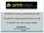 Best Cheap Business Cards in London