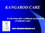 kangroo care