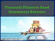 Financial Planners Aand Investment Advisers