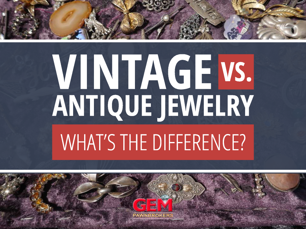 Vintage Vs Antique >> Vintage Vs Antique Jewelry What S The Difference