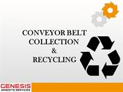 CONVEYOR BELT COLLECTION & Recycling