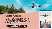 United Airlines Flights Deals - Tripiflights - Must See