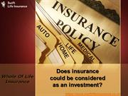 Whole of Life Insurance Cover Policy | Swift Life Insurance UK