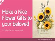 Send Gifts to Your Loved Ones With FlowerDeliveryUAE!