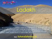 Get Cheap Tour Packages from Best Ladakh Tour Operators