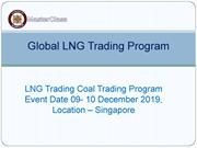 LNG Trading in Singapore