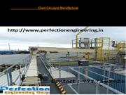 Chain Conveyor Manufacturer
