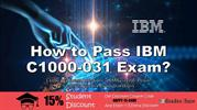 Success in One Attempt with C1000-031 Practice Test