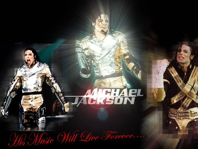 Michael jackson presentation authorstream toneelgroepblik