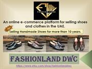 Comfortable Handmade Mens Leather Loafers with buckle